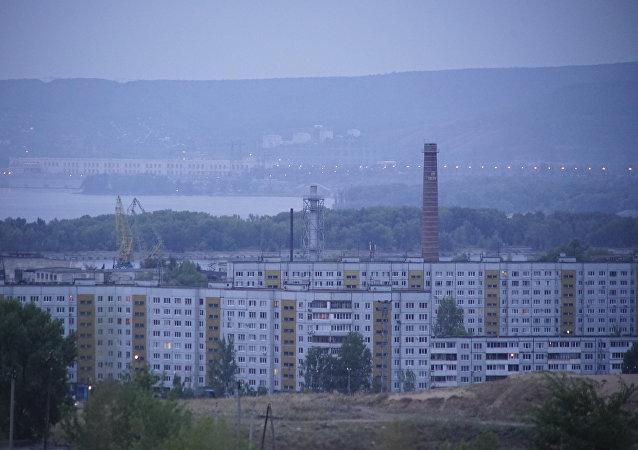 绍兴文理学院代表团将访问俄陶里亚蒂国立大学