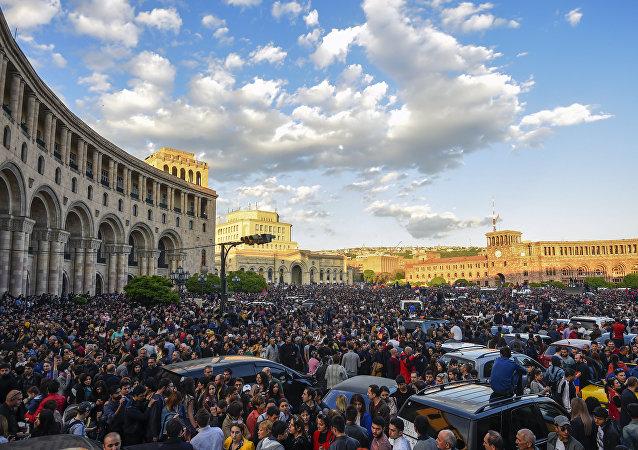 亚美尼亚,埃里温