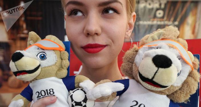 俄加里寧格勒首家世界杯官方商店正式開業