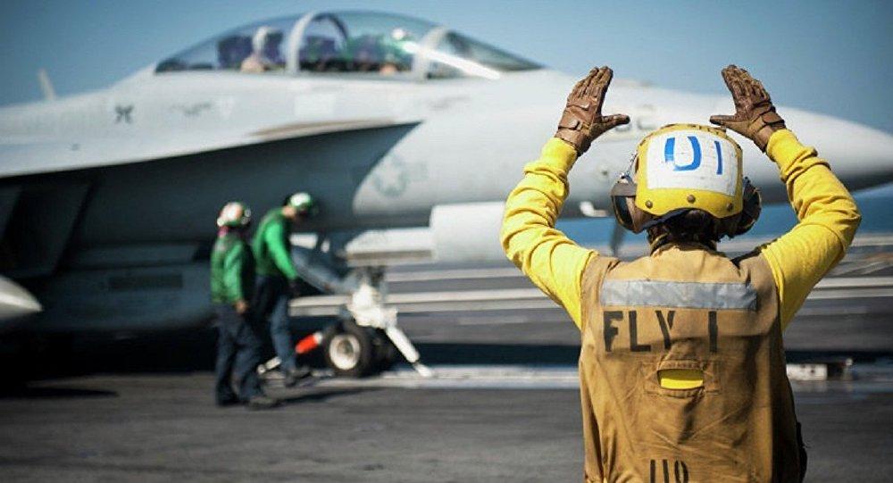 美媒:美国空军人员不足陷困境