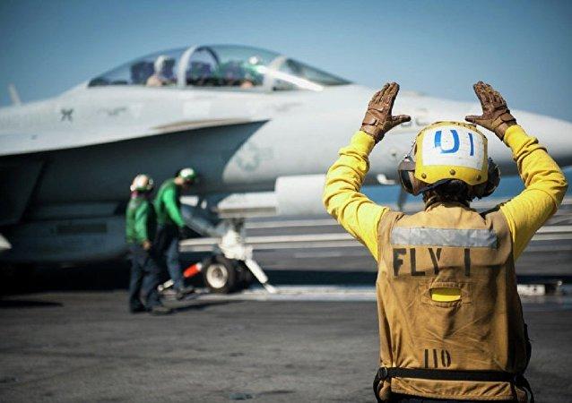 美媒:美國空軍人員不足陷困境