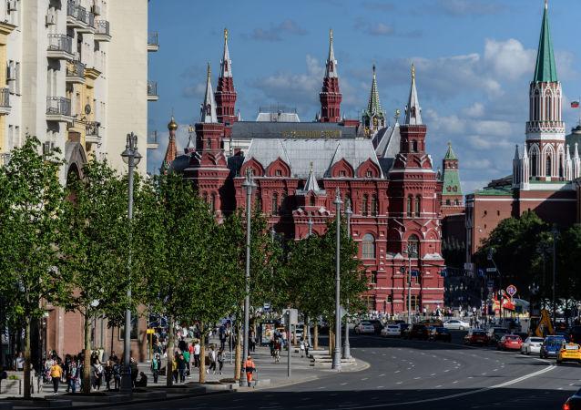 五一期间中国在赴莫斯科外国游客中将占比最多