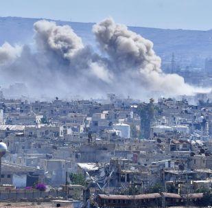 莫斯科不接受西方在敘利亞的行動