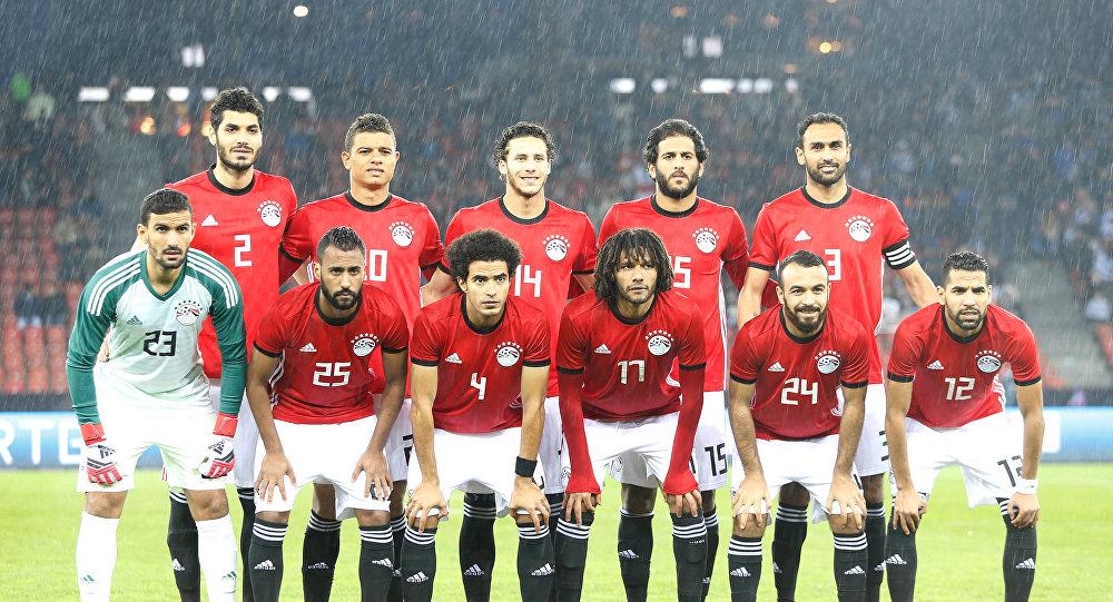 埃及足球队员哈桑:应该把2018年俄罗斯世界杯的每场比赛当成决赛来踢