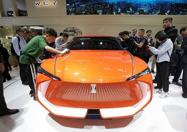 长城WEY品牌汽车将登陆俄罗斯市场