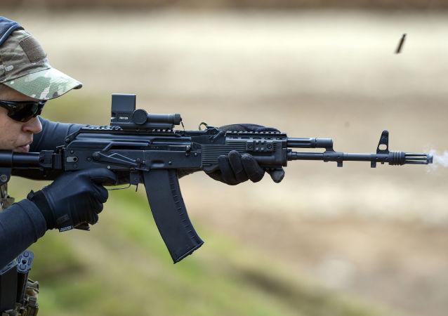 俄罗斯愿意帮助印度建造生产卡拉什尼科夫自动步枪的工厂