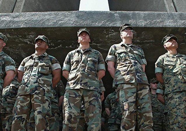 美国海军陆战队承认在俄罗斯面前很脆弱