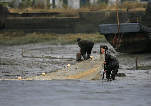 媒体:日本将去年拘留的朝鲜渔民遣送出境