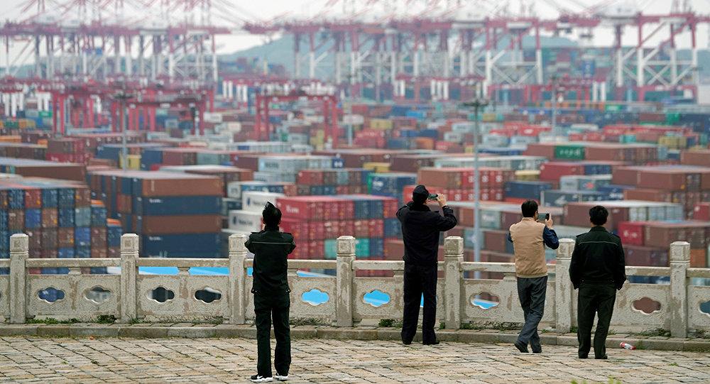 中方願通過中美經貿問題磋商解決彼此關切