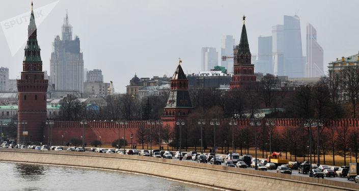 莫斯科克里姆林宮
