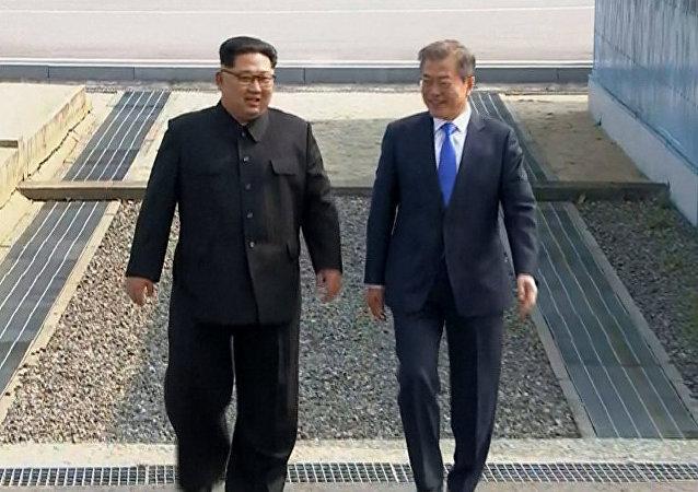 专家:朝韩首脑会谈取得两大突破