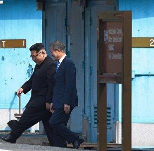 民调:大部分韩国人相信朝鲜承诺