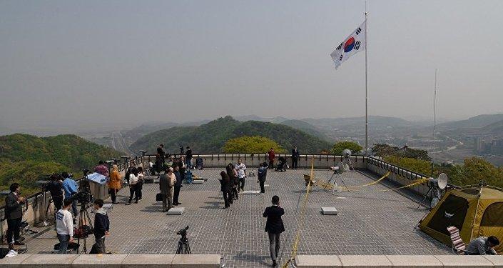 首爾接受朝鮮有關5月16日舉行高層會談的提議