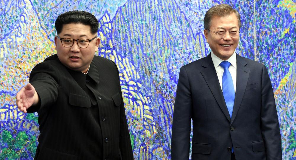 韩朝领导人峰会