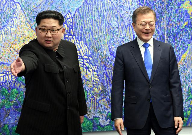 韓朝領導人峰會