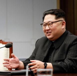 韩国总统府:金正恩承诺不使用武力