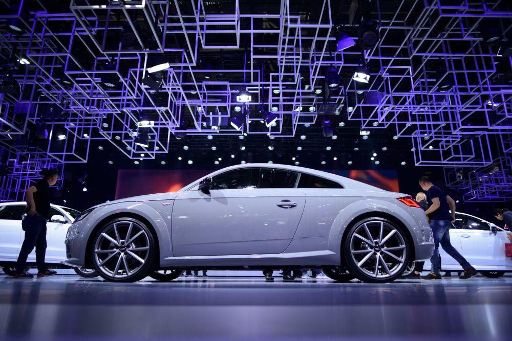 奥迪(Audi)TT 1.8T