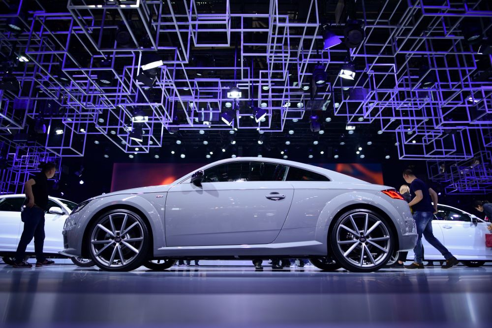 奧迪(Audi)TT 1.8T