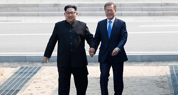 青瓦台:朝鲜愿意随时与日本对话