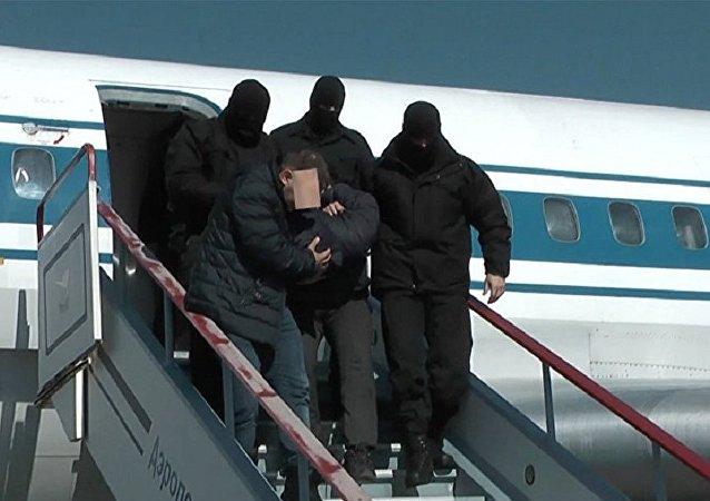 企图在莫斯科实施恐袭的IS成员落网
