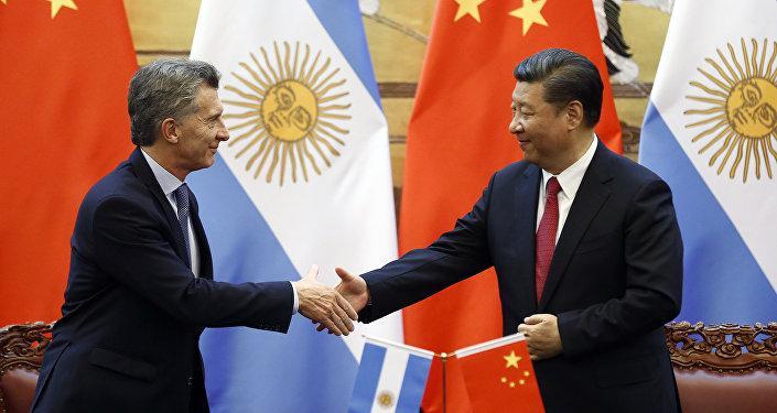 南美对中国在该地区的经济扩张感兴趣