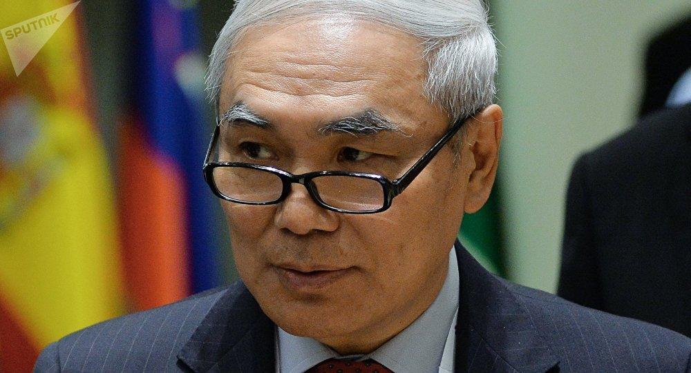 中国政府叙利亚问题特使解晓岩