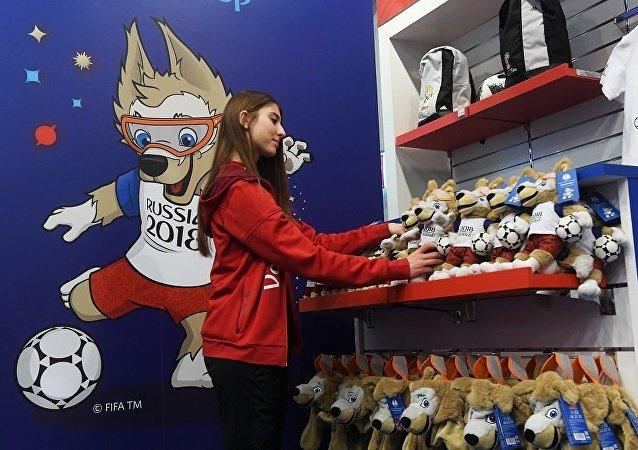 中国打击2018年世足赛商标侵权