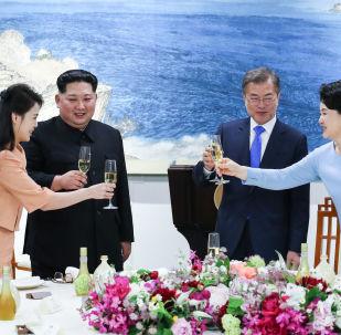 学者:朝韩首脑会晤释放和平信号