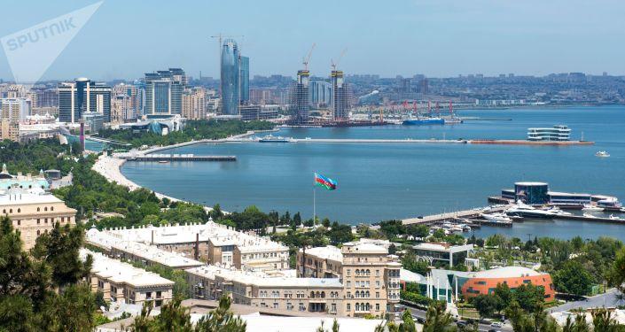 阿塞拜疆输往欧洲的南部天然气走廊正式开通