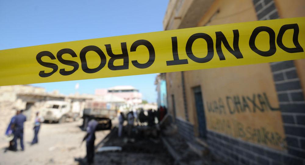 索马里首都发生连环恐怖袭击造成至少9人死亡