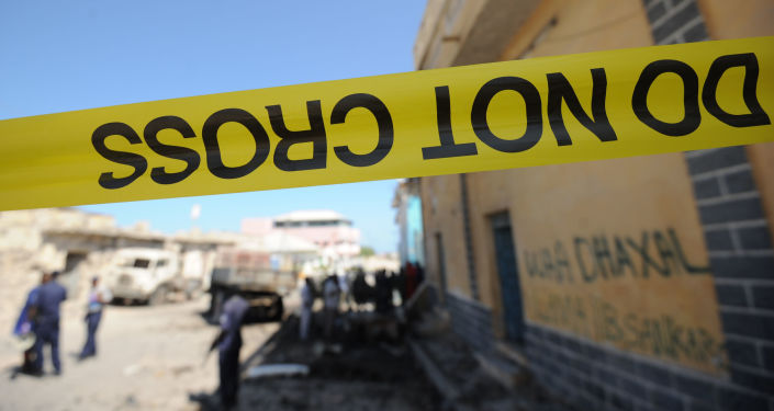 索马里首都总统府旁发生爆炸 5人死亡