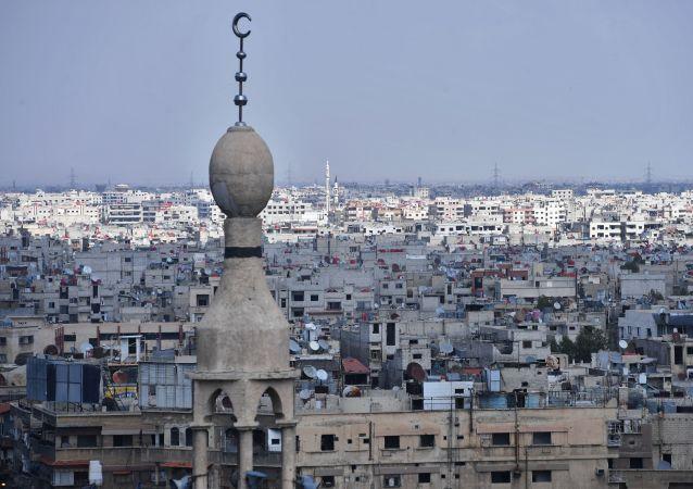 俄国防部:叙利亚成立难民收容安置中心