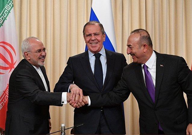 聲明:俄土伊三國呼籲聯合國向敘提供援助