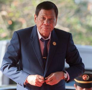 菲律宾总统称朝韩会晤后金正恩成为其偶像