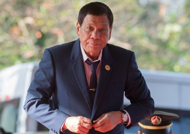 菲總統稱若多數女性主張則將辭職