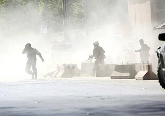 阿富汗首都一天内发生第二起爆炸致三人受伤