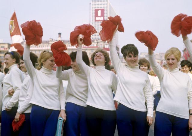 「和平、勞動、五月」:在蘇聯「五·一」是國際勞動人民團結日