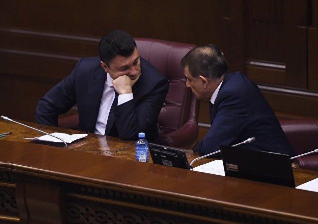 亞美尼亞議會