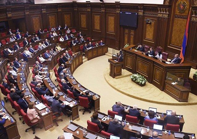 亞美尼亞議會5月8日將再次投票選舉新總理