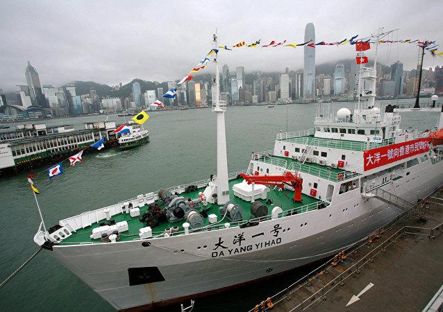 專家:中國在深海重大裝備設計製造領域已具備產品化開發能力