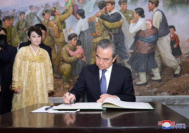 中国对朝外交攻势引西方嫉妒