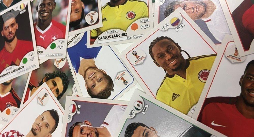 乌拉圭为了世界杯贴纸陷入疯狂