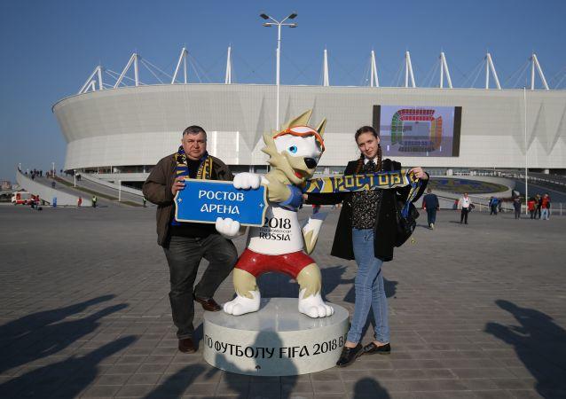 2018年俄罗斯世界杯售出89%门票  外国球迷购票数量超半