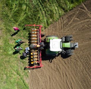 中國火炬歐亞合作聯盟稱農業是中俄極具前景的投資合作方向