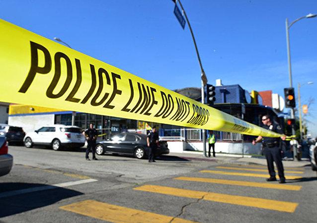美国印第安纳波利斯发生枪击致6人受伤