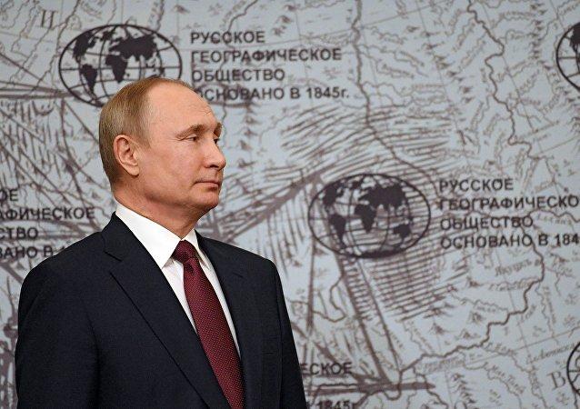 法國歷史學家指出普京對西方改變態度的「轉折點」
