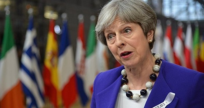 """俄外交部称英国政府""""谎话连篇"""""""