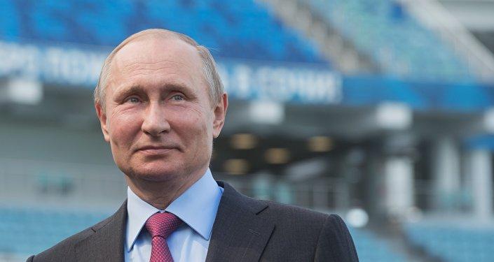 普京請世界足壇傳奇巨星預測2018年世界杯冠軍