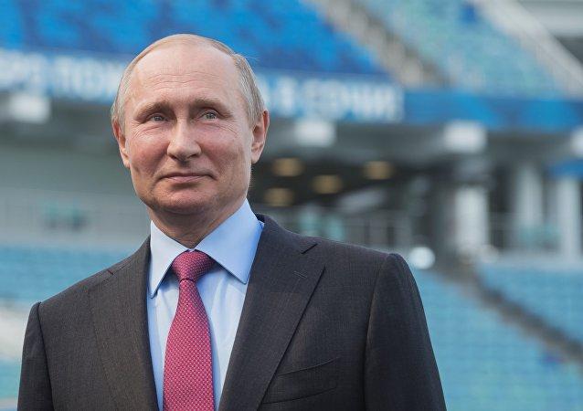 衛星·觀點:歐洲人稱普京是當今世界一位強大的領導人