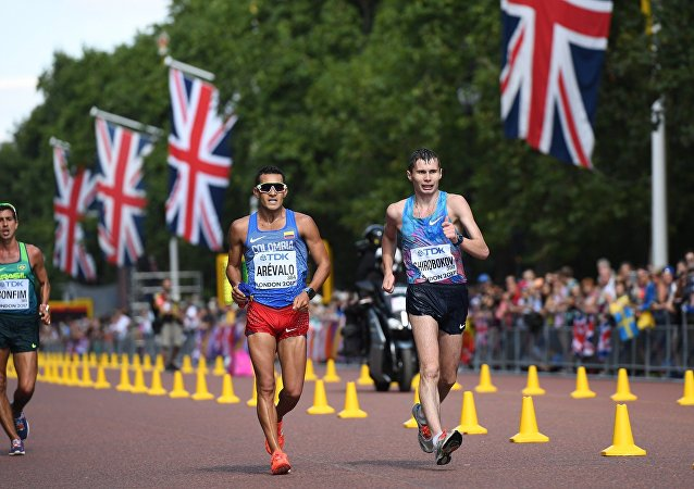 国际田联剥夺五名俄选手以中立身份参加世界竞走团体锦标赛权利